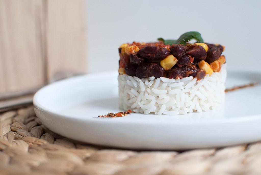 chili sin carne recettes healthy végétarienne vegan food recettes le petit monde d'elodie