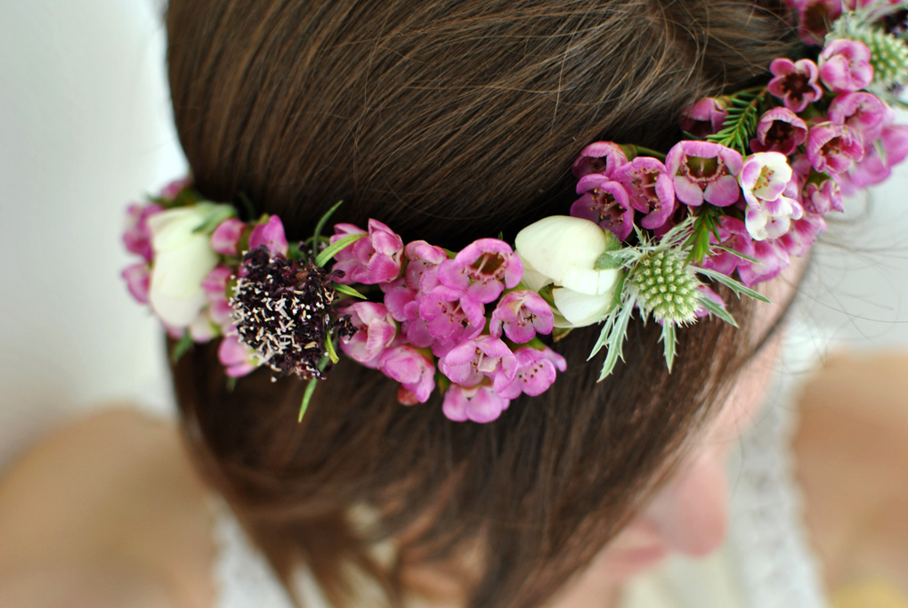 favoris lifestyle de mars couronne de fleurs atelier diy sweet and mint pepper brest j'aime