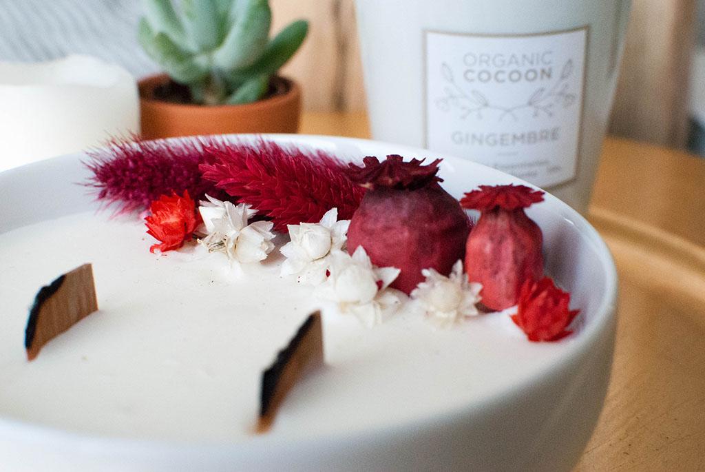 favoris lifestyle février 2017 organic cocoon bougies vegan aromathérapie