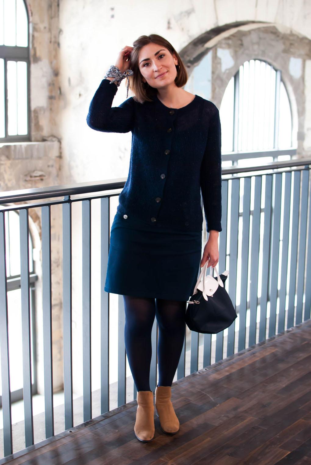 gilet garance fashion mode le petit monde d'elodie