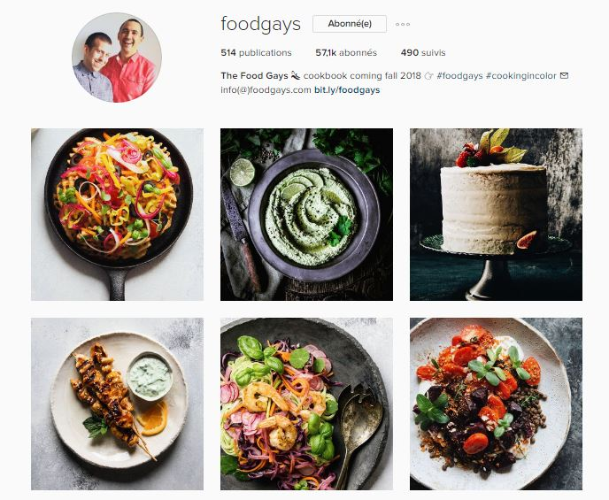healthy food instagram le petit monde d'elodie compte food gays