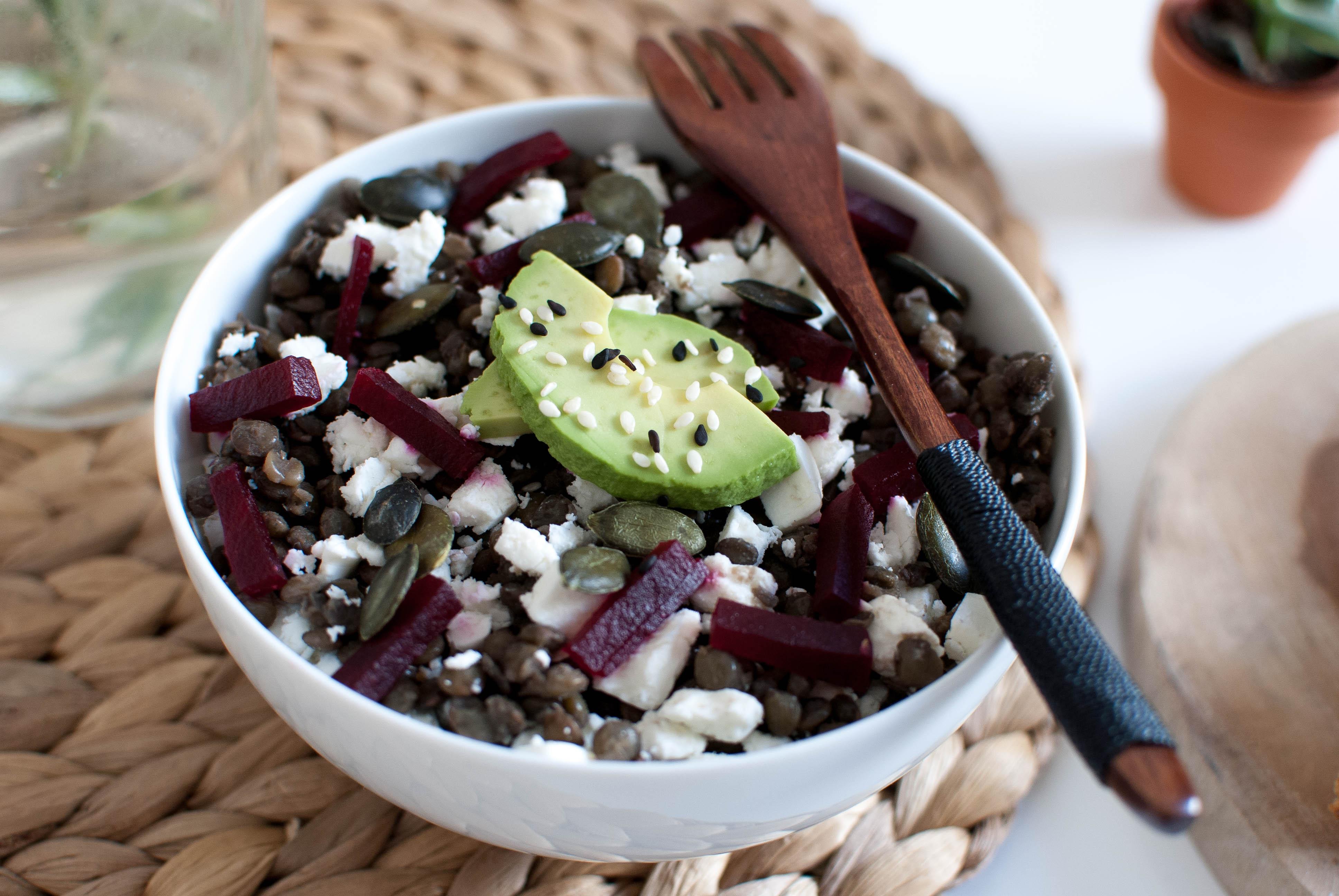 salades detox idées recettes healthy cuisine food le petit monde d'elodie