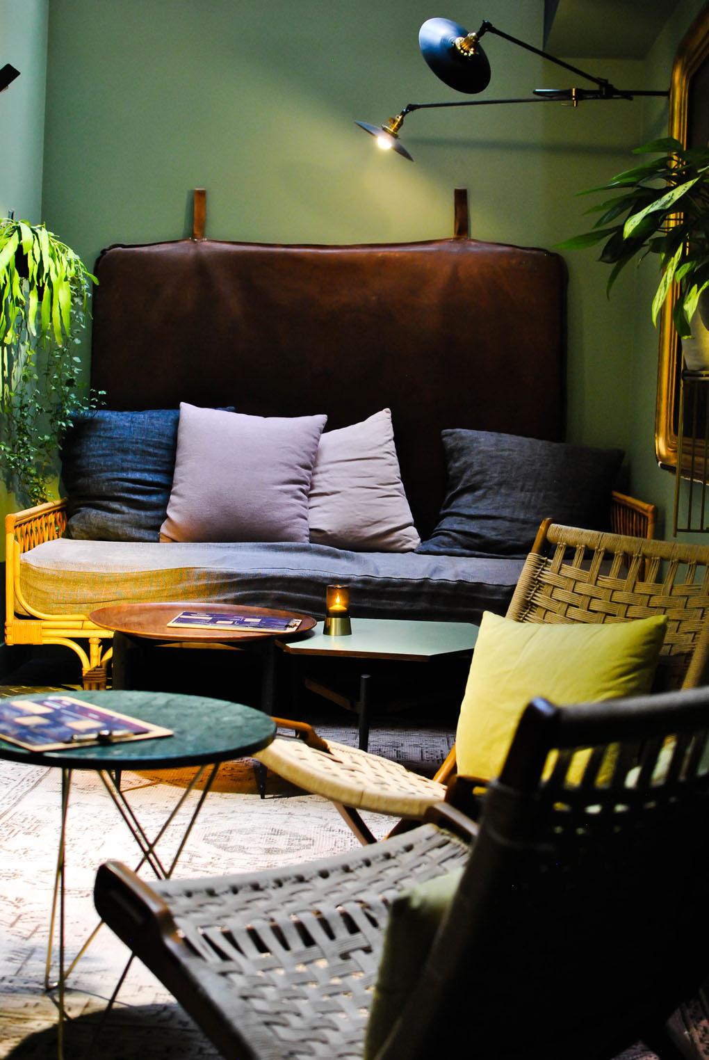 C.O.Q hotel paris où dormir à paris bonnes adresses avis le petit monde d'elodie