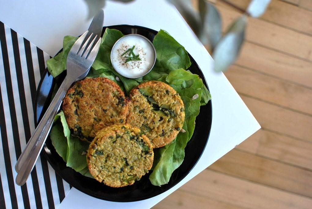 galettes de quinoa aux petits légumes pour des repas simples et équilibrés recette food le petit monde d'elodie