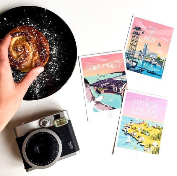 mes favoris lifestyle de juin la loutre com cartes le petit monde d'elodie