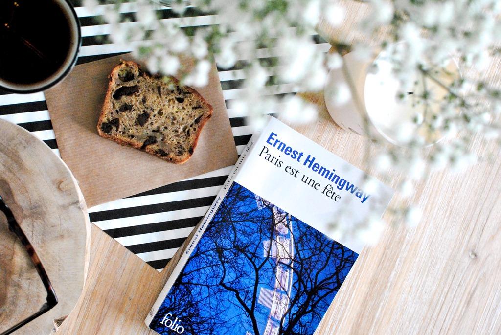 paris est une fête ernest hemingway lecture avis livre le petit monde d'elodie