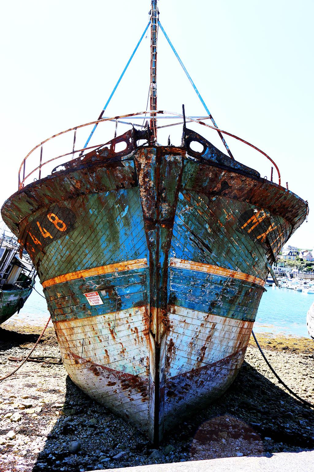 Promenade à Camaret-sur-Mer