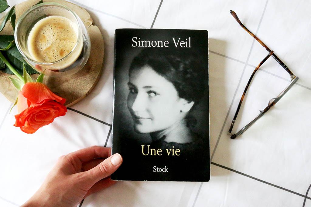 simone veil une vie livre autobiographie le petit monde d'elodie avis livre