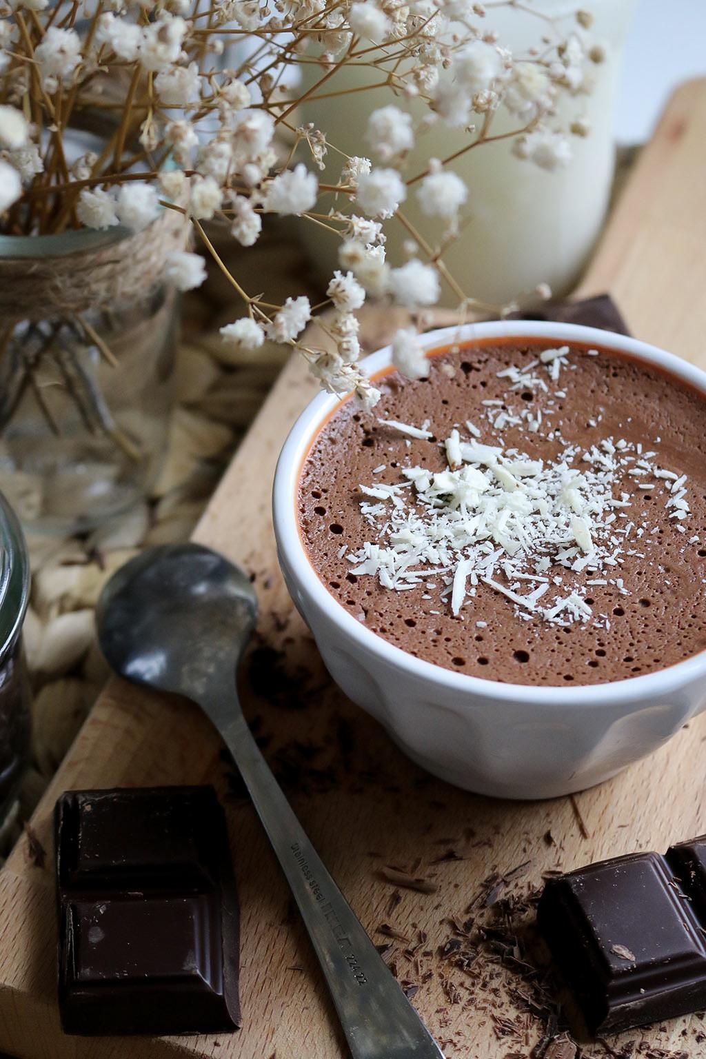 mousse au chocolat vegan rezepte suchen. Black Bedroom Furniture Sets. Home Design Ideas