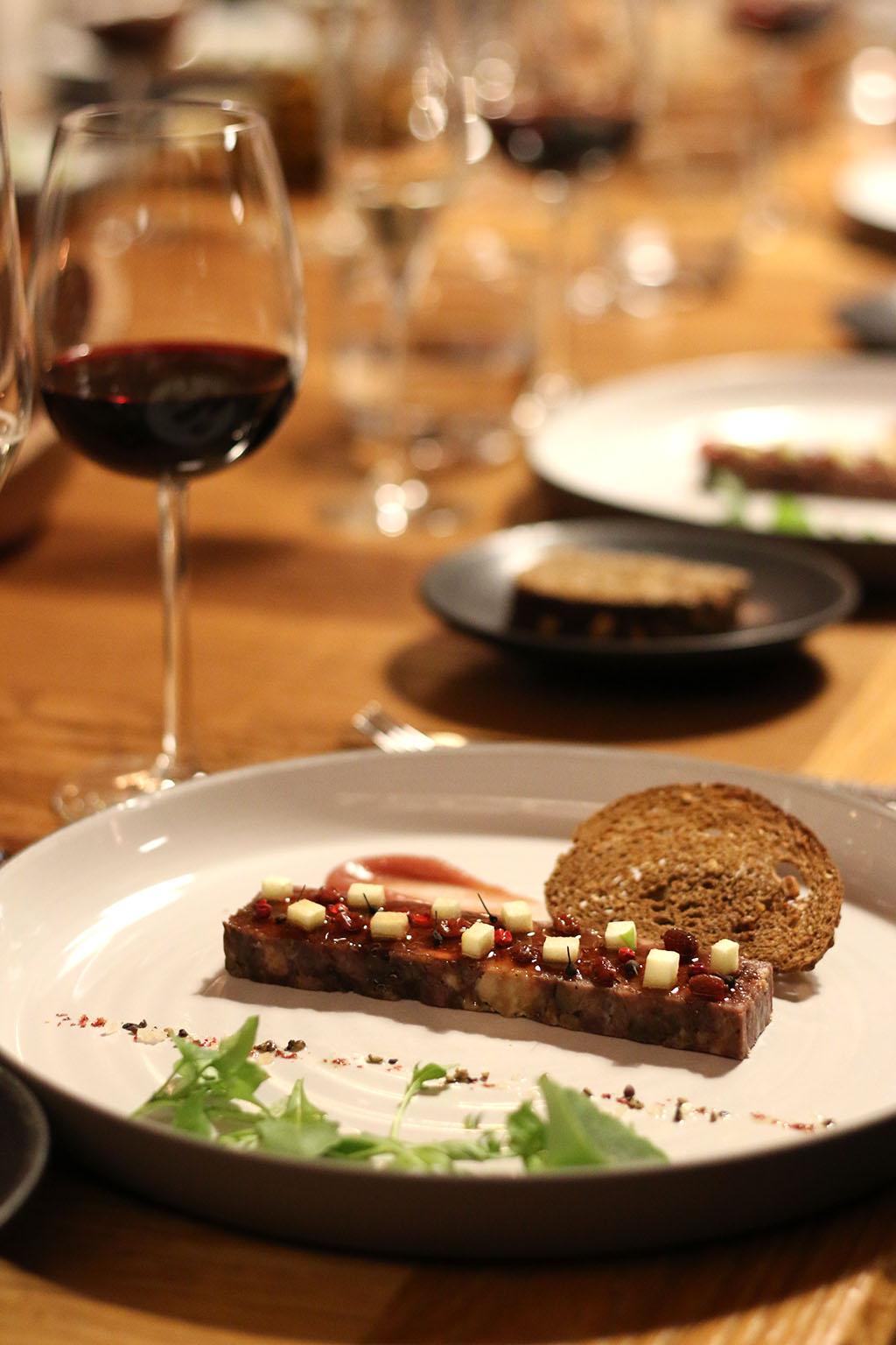 aubrge quintessence restaurant roubion provence alpes cote d'azur près de nice