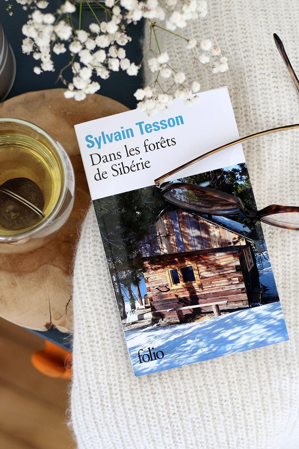 dans les forêts de sibérie sylvain tesson lecture le petit monde d'elodie