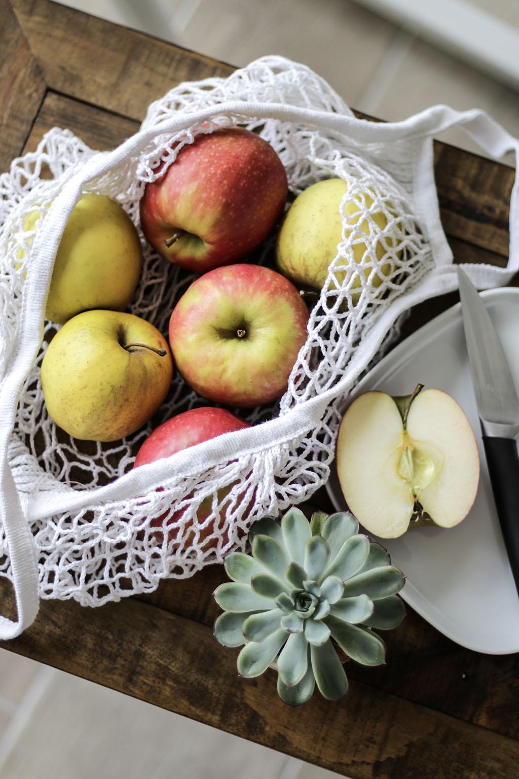 monodiètes de pommes