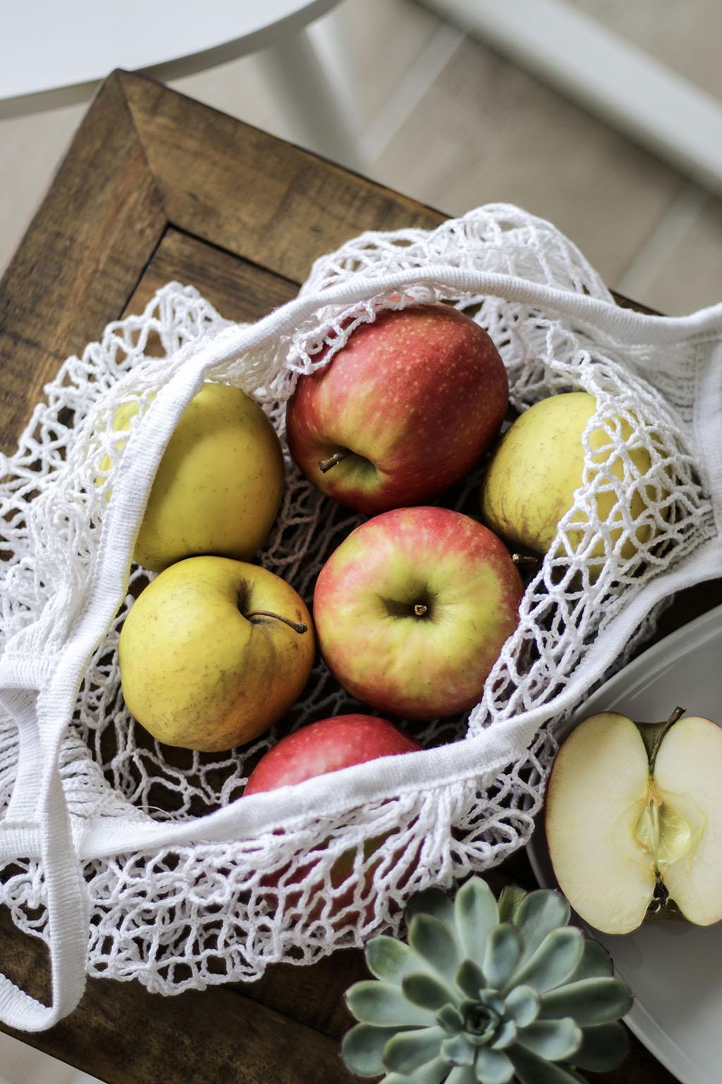 monodiète de pommes