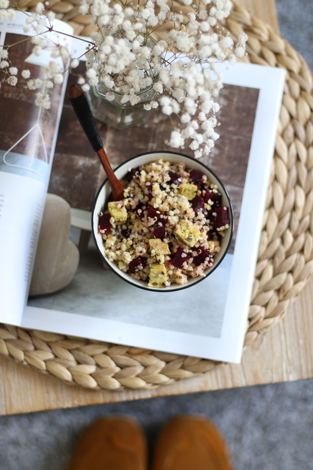 salades composees 5 idées de recettes pour l'été le petit monde d'elodie