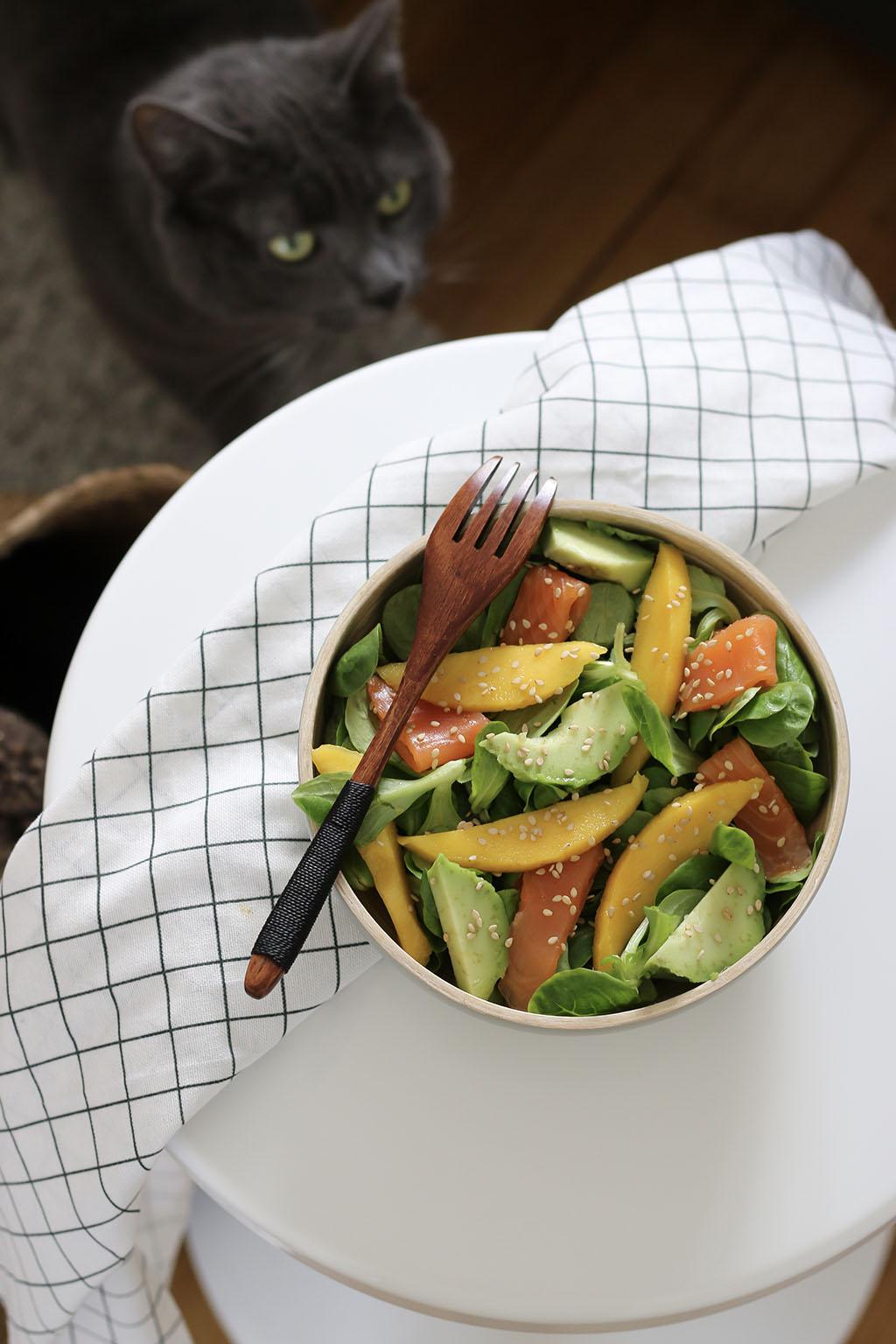 salade composées inspiration recettes été lepetitmondedelodie