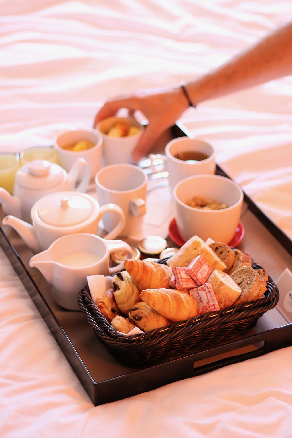 quimper et ses environs le petit monde d'elodie hôtel océania quimper ****