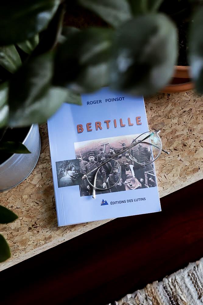 Bertille par Roger Poinsot sur le blog Le Petit Monde d'Elodie
