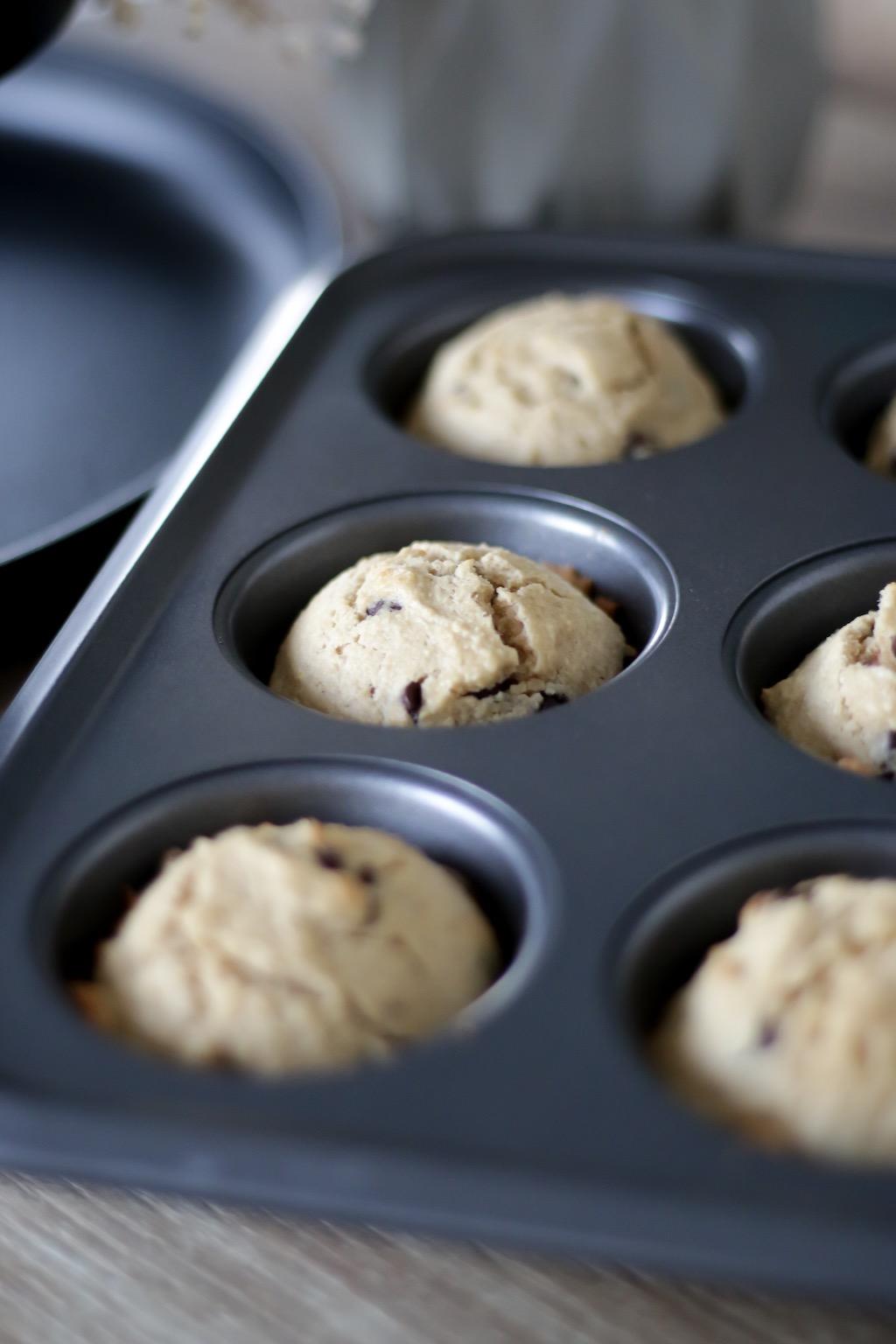 muffins coco vanille chocolat par lepetitmondedelodie