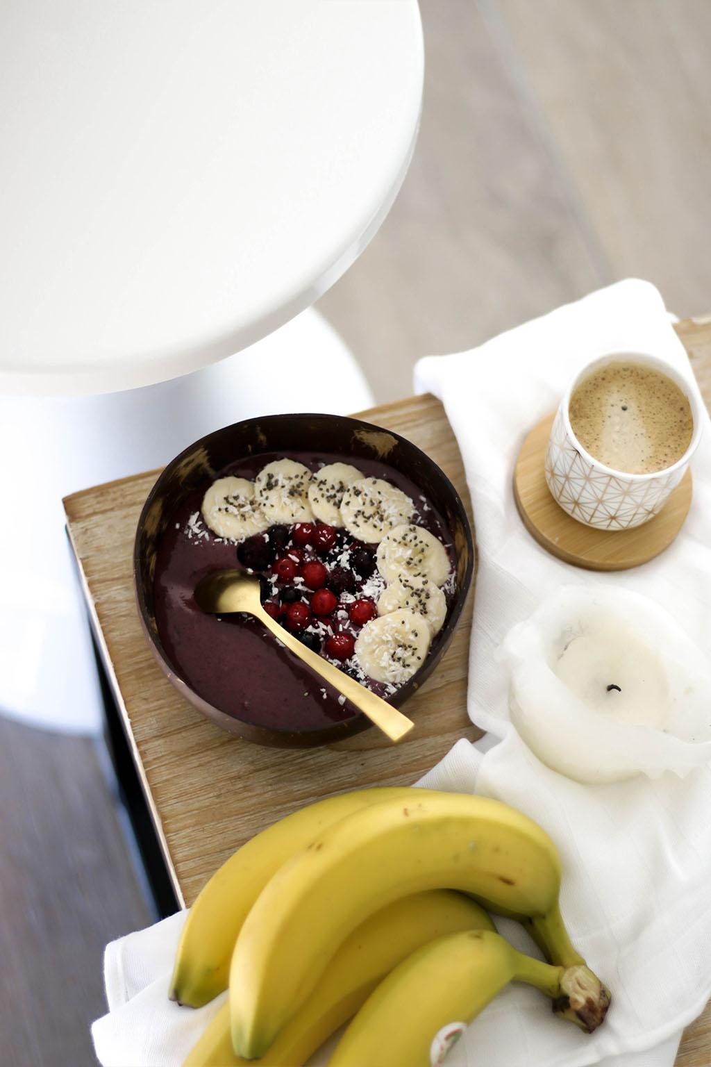 recette d'acai bowl par lepetitmondedelodie