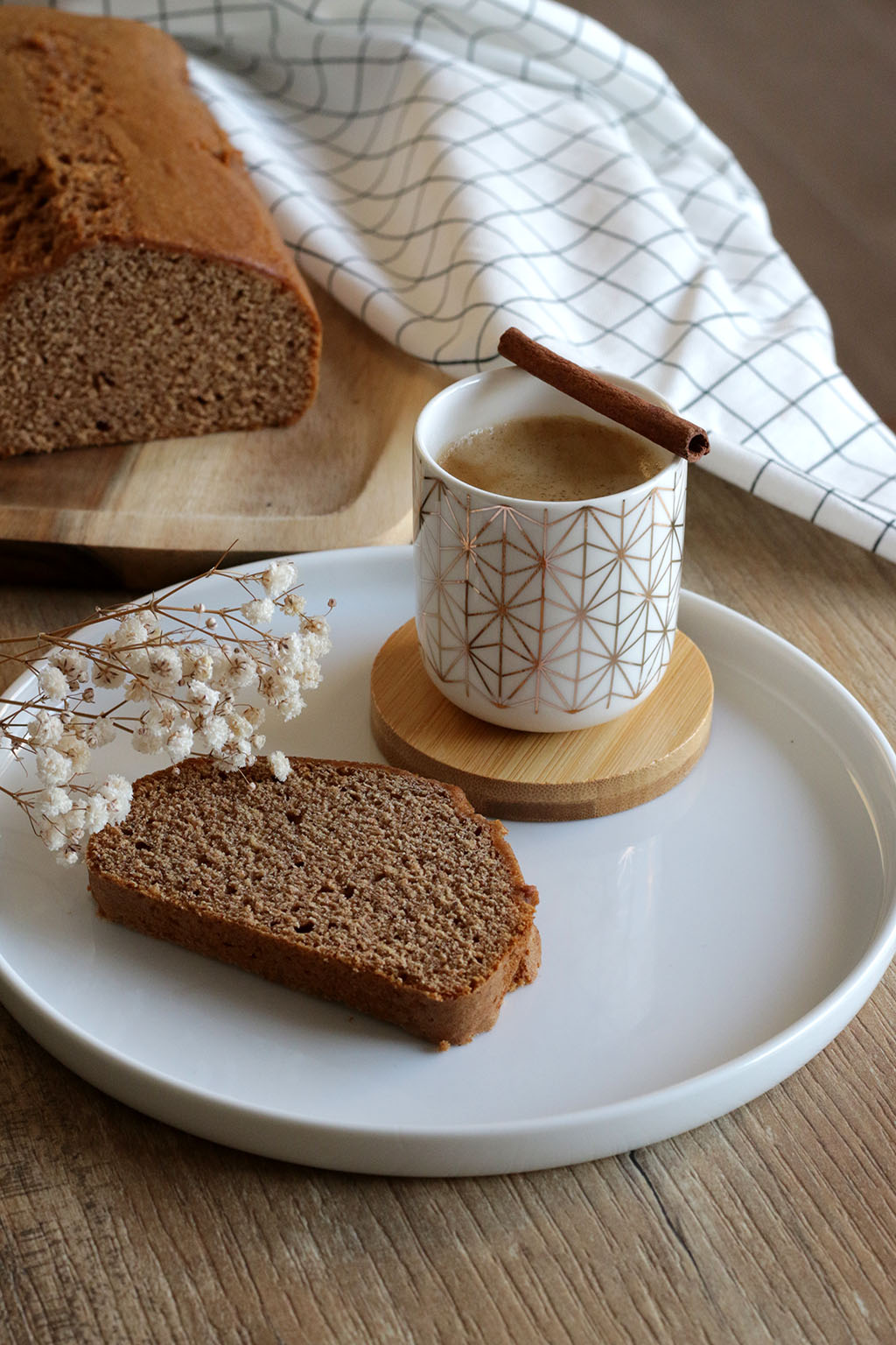 pain d'épices sans oeufs par lepetitmondedelodie