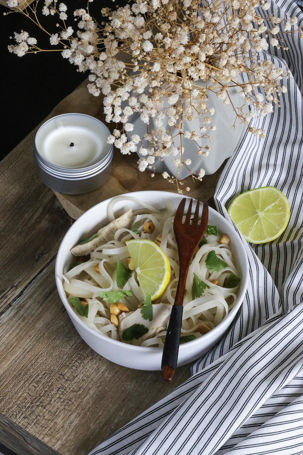 bouillon asiatique coco poulet lepetitmondedelodie