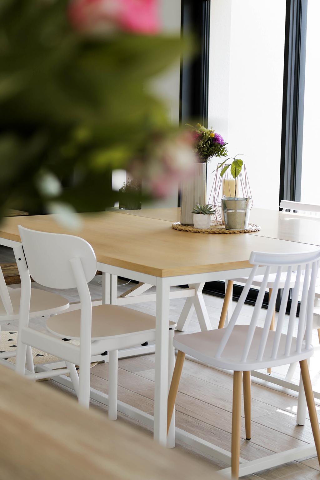 tendance d�co : les chaises d�pareill�es - le petit monde d