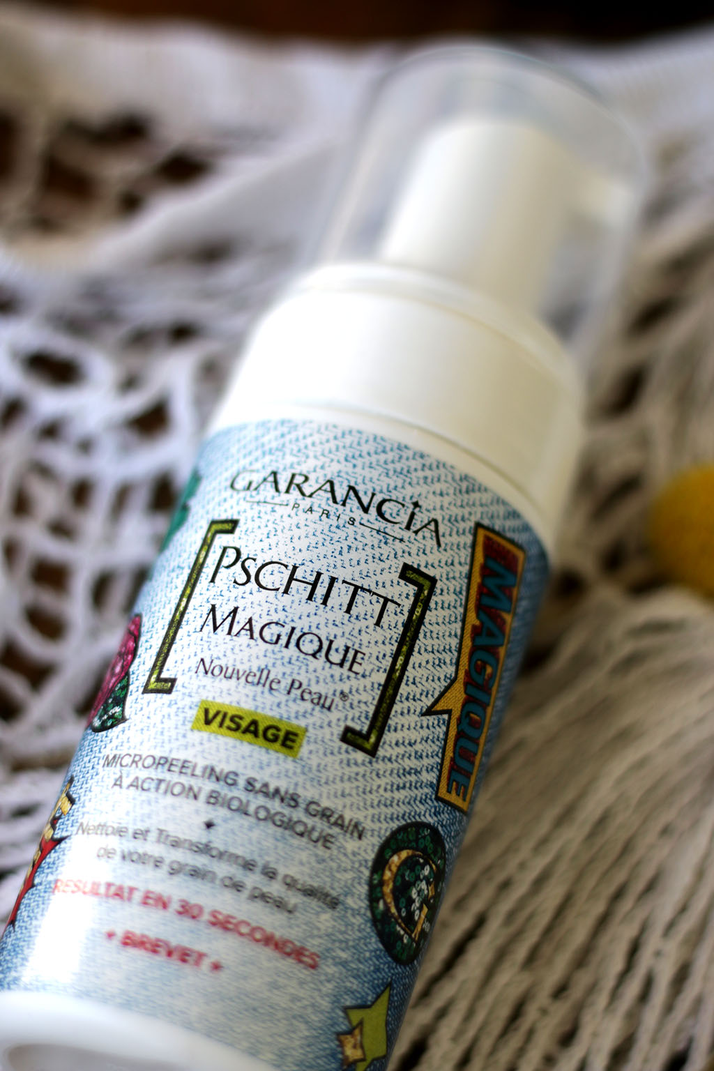 pschitt magique de garancia