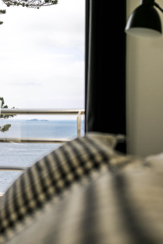 chambre avec vue mer hotel à perros