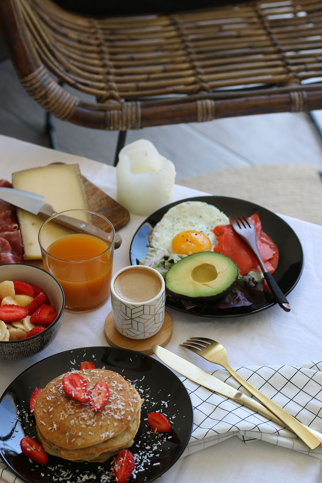 inspiration brunch gourmand par lepetitmondedelodie