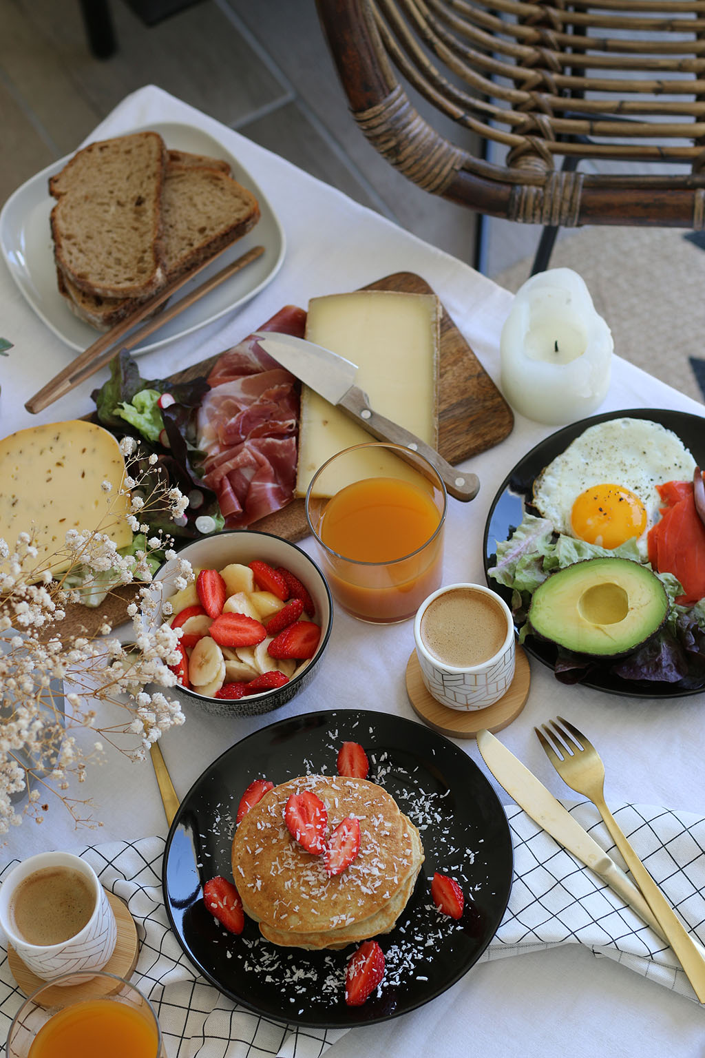 brunch ideal par lepetitmondedelodie