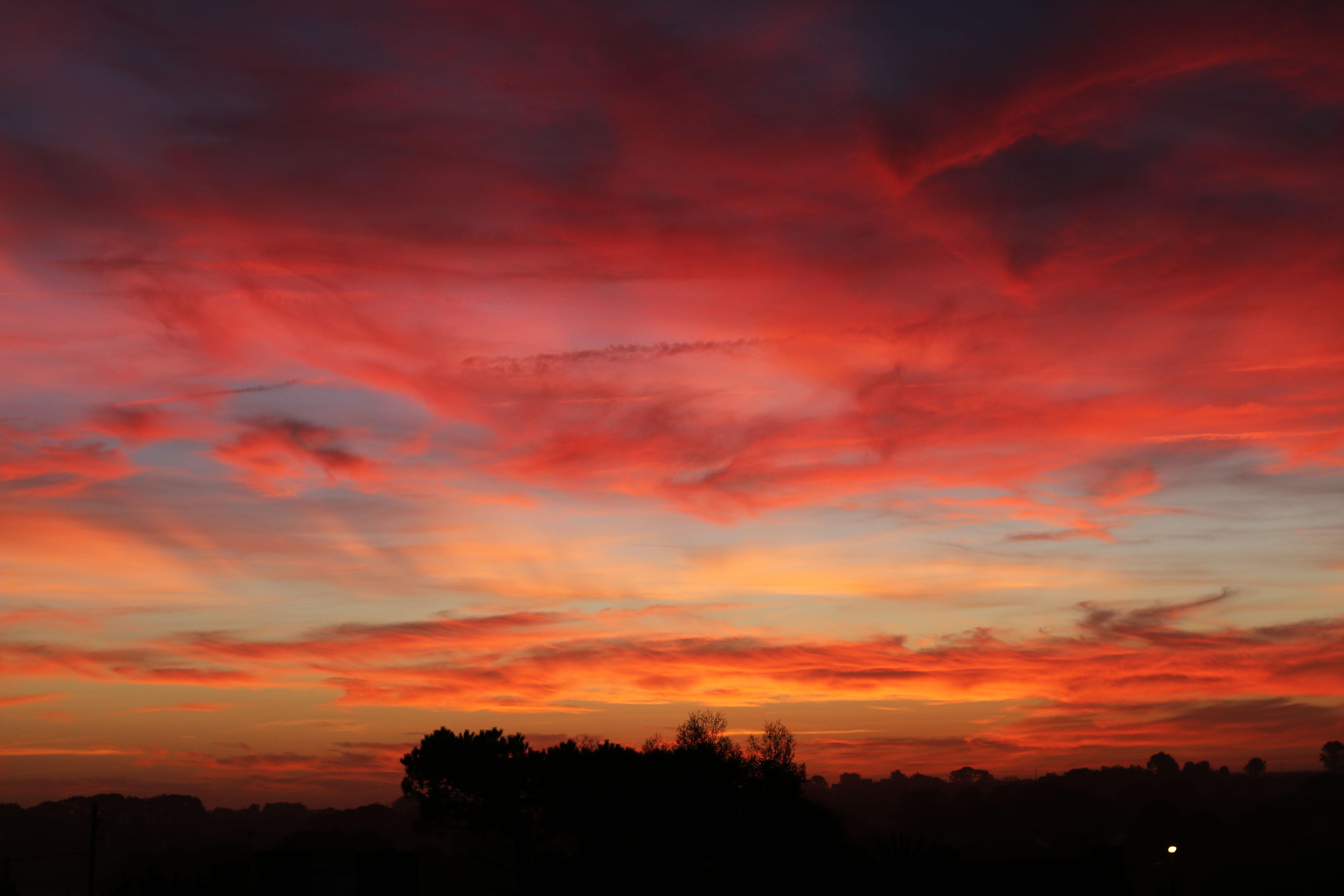 sunrise en bretagne