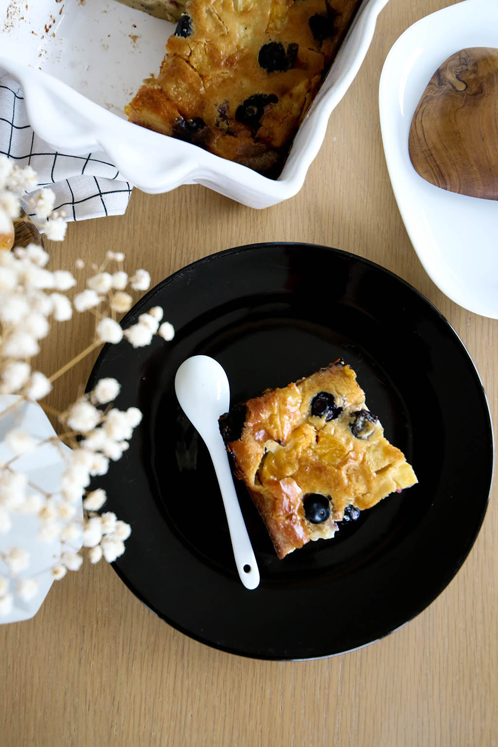 clafoutis aux fruits healthy