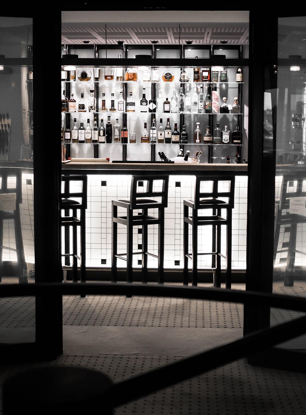 bar à l'agapa hotel à perros-guirec