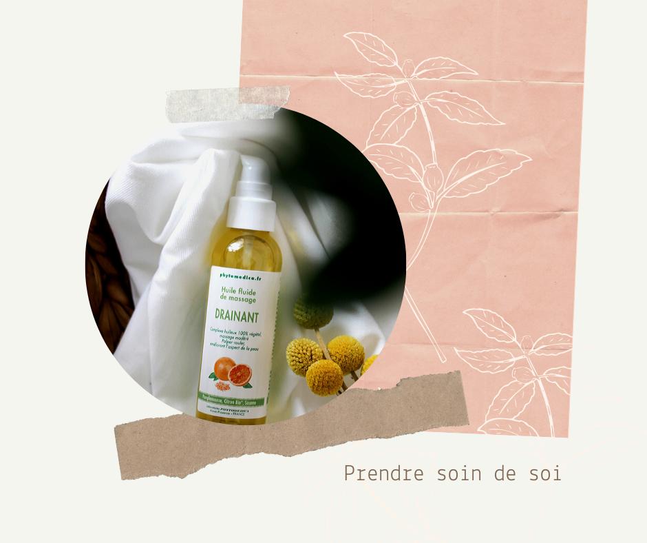 huile de massage phytomedica