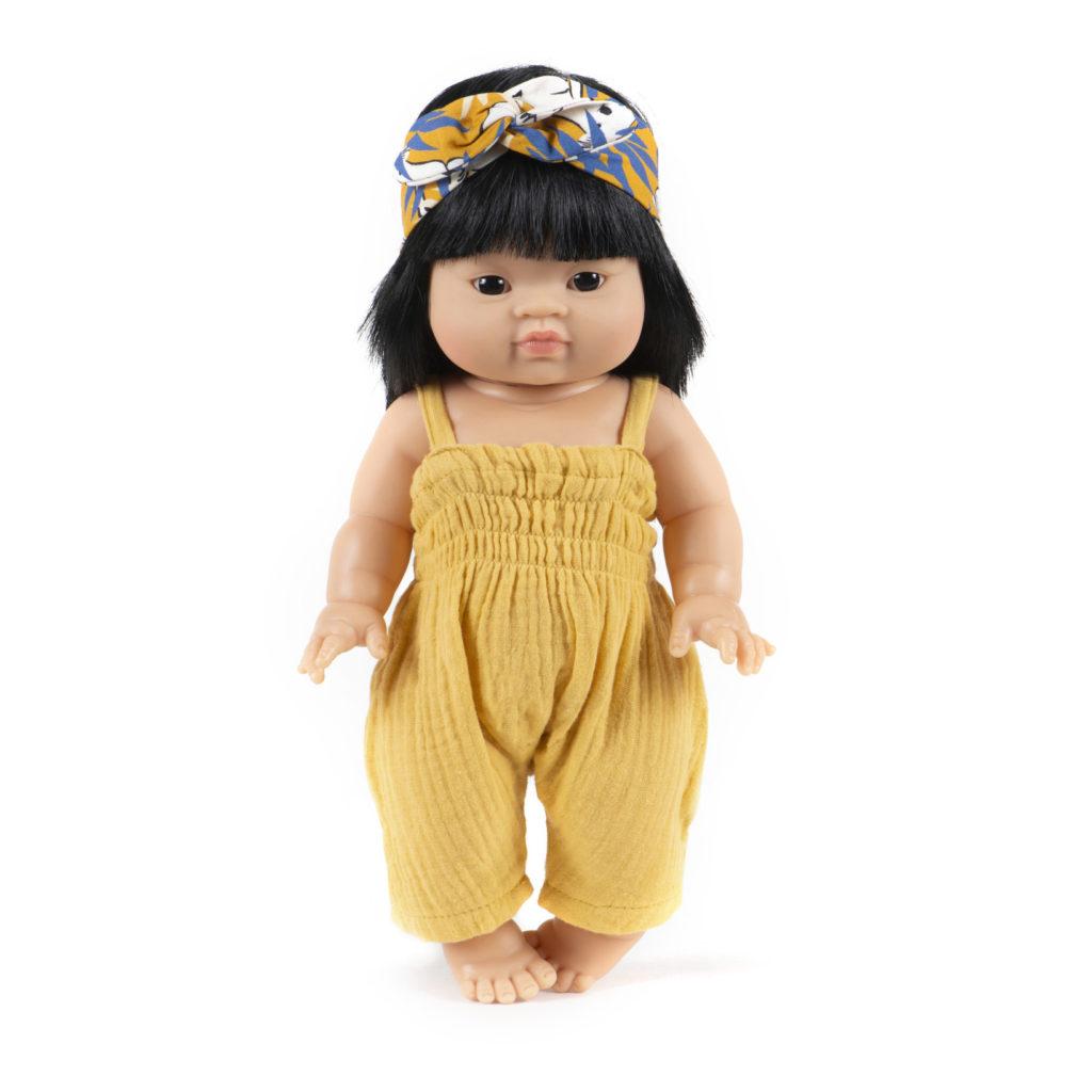poupée minikane