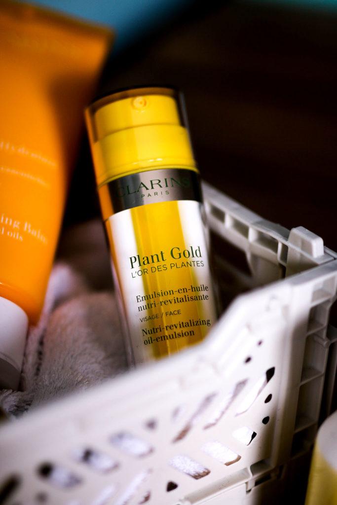crème plant gold de clarins