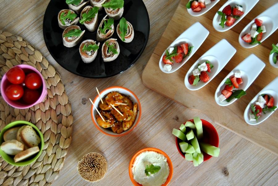 4 recettes faciles apero sain et gourmand recettes healthy apéritif