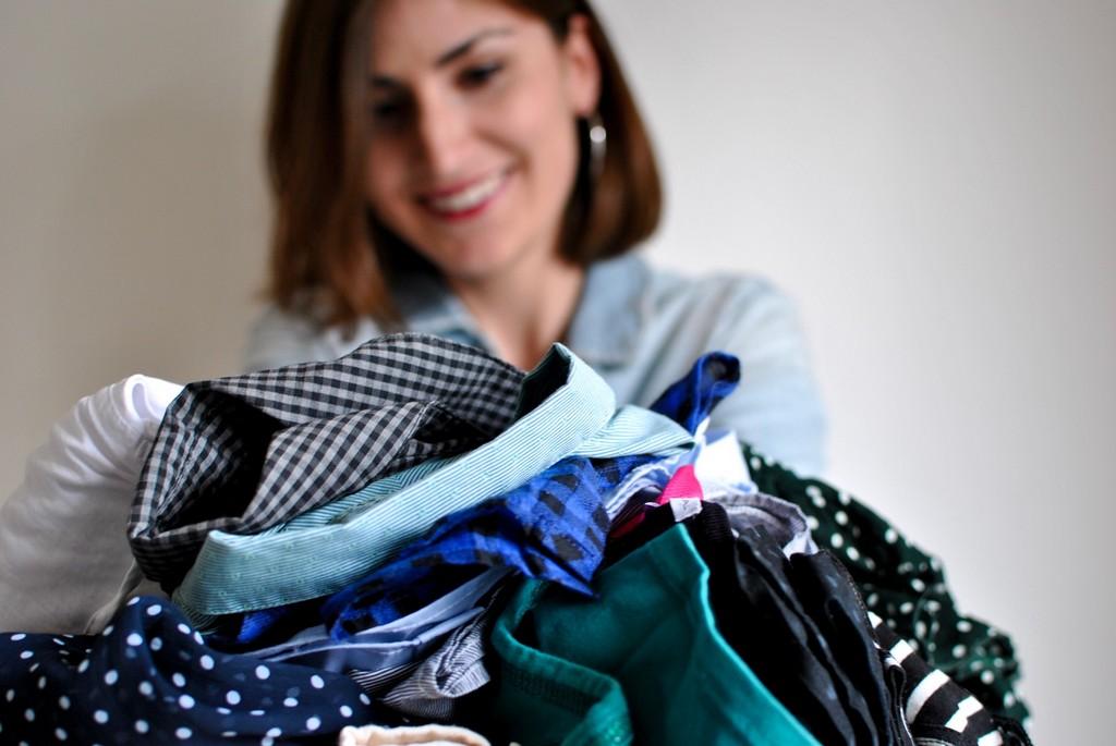7 conseils pour vendre ses vêtements sur internet vide dressing tri vinted le petit monde d'elodie