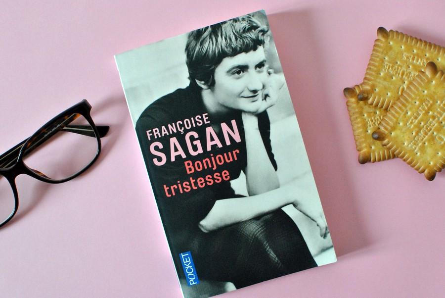 lecture le petit monde d'elodie bonjour tristesse françoise sagan littérature française
