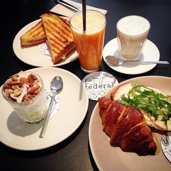 Brunch au federal café à Barcelone - Bonnes adresses