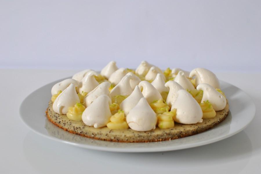 recette végétarienne fantastik facile au citron et aux graines de pavot le petit monde d'elodie graines de pavot citron