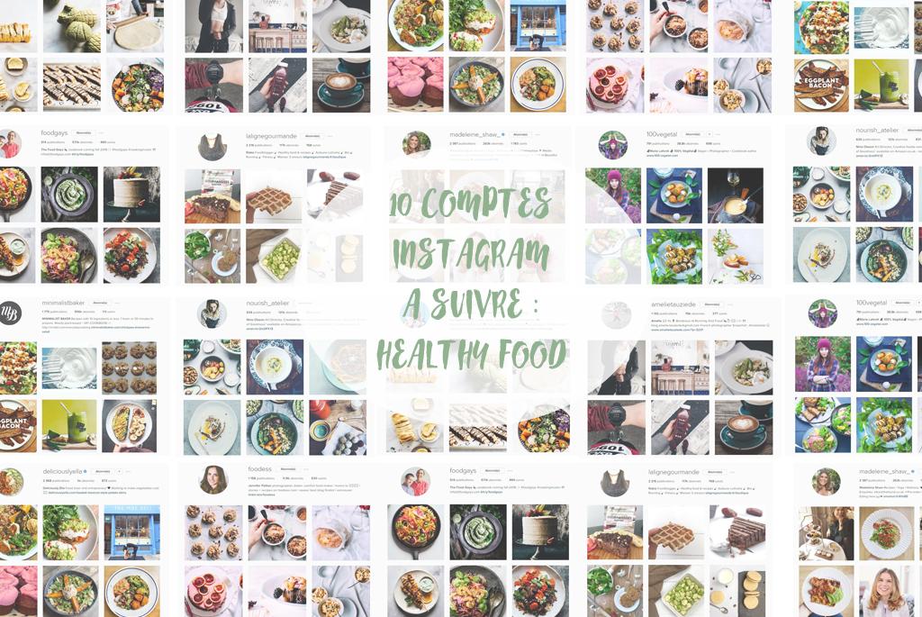 healthy food compte instagram à suivre le petit monde d'elodie