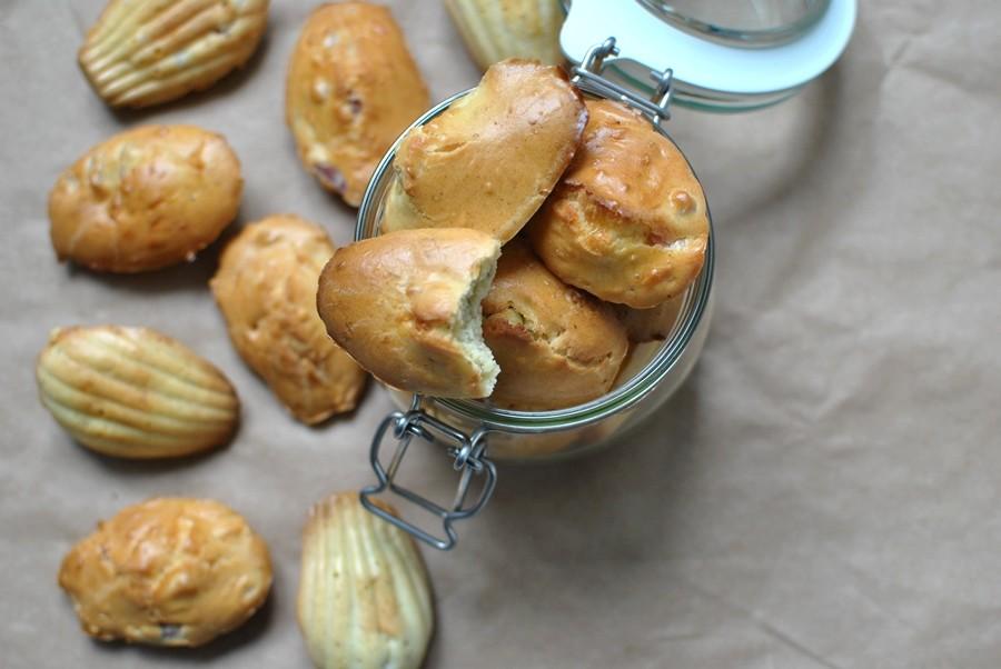 recette apéritif lepetitmondedelodie le petit monde d'elodie madeleines salées