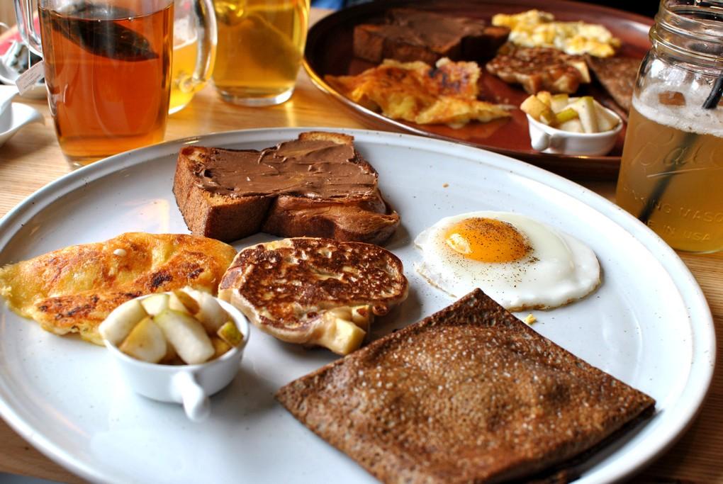 sistrot quimper brunch dimanche bonne adresse ou bruncher bretagne finistere food le petit monde d'elodie