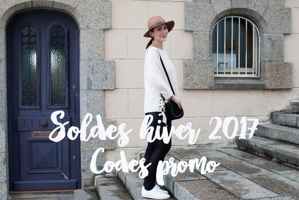 soldes hiver 2017 codes promos reduction promotions le petit monde d'elodie mode beauté fashion deco