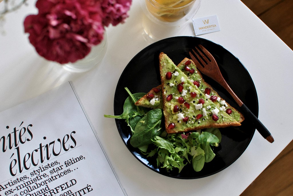 tartines healthy avocado toast avocat inspiration recettes le petit monde d'elodie food