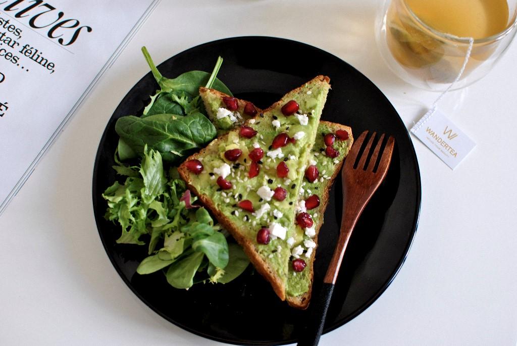 tartines healthy avocado toast avocat inspiration recettes le petit monde d'elodie food