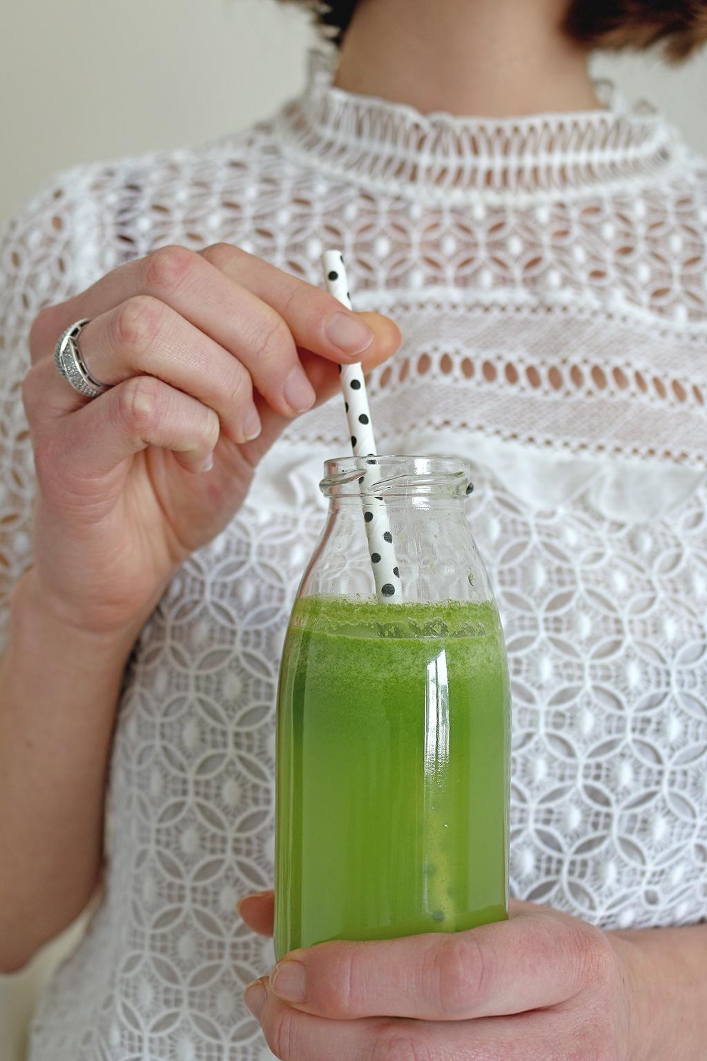 green juice detox