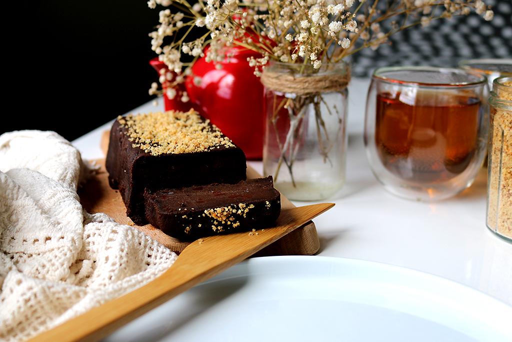 gâteau au chocolat vegan recette healthy vegetarien le petit monde d'elodie