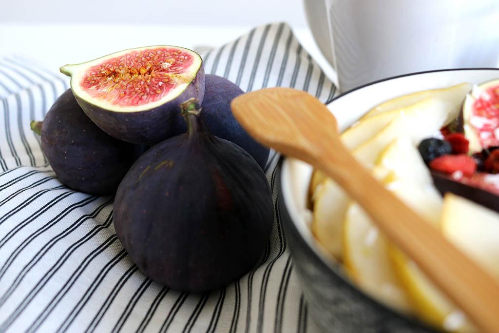 porridge figues
